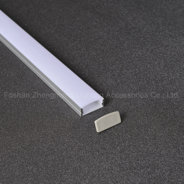 23*10mm mini aluminum corner led strip profiles/ extrusions housing channel price list