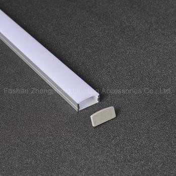 Unika 23*10mm Mini Aluminum Corner Led Strip Profiles/ Extrusions CY-09
