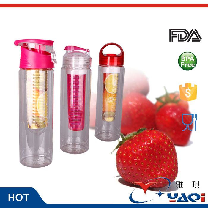 Authentic Factory Phthalate Free Comfortable Touch HDPE Plastic Juice Bottle