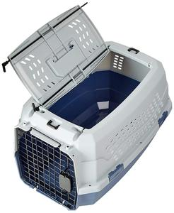 Hot Sales China Manufacturer Foldable Airline Approved Plastic Pet Carriers