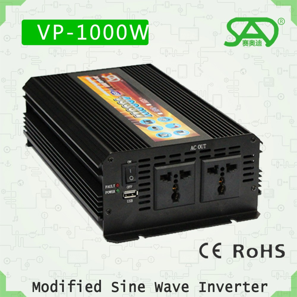 1000w Dc To Ac Solar Frequency Converter 50hz 60hz Inverter Modified Sine Wave Circuit Diagram Image Power 24v 230v Buy Inverterpower