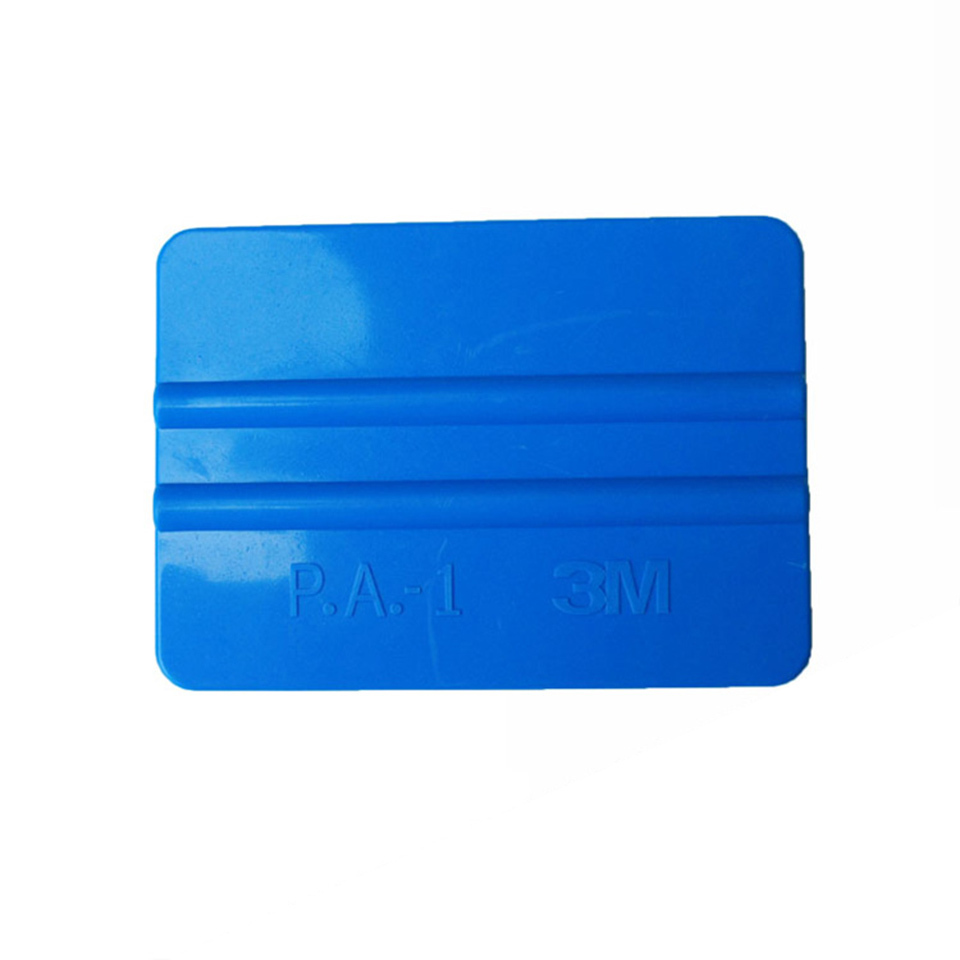 new arrive good quality car tint tool 10*7.5cm blue Solf 3m squeegee for car wrapping MX-PA-1 whole sale