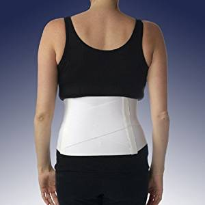 Banyan Sacral Support Belt 9 inch with Criss-Cross Back : Medium