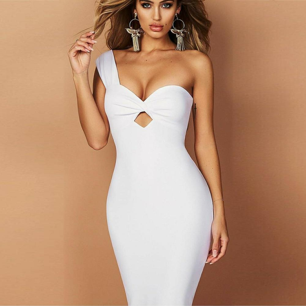 Hot Koop 2018 Fashion Zomer Sexy cocktail Dress party vrouwen Kleding