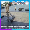 heating applied SBS modified asphalt waterproofing roll for roof