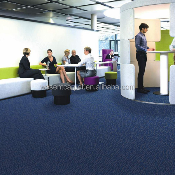 Hotel Public Area Broadloom Carpet Wall to Wall Tufted PP Carpet