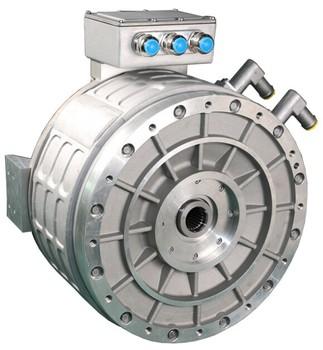Ev drive powertrian 20kw 100kw ac electric alpha motor for for 80kw ac synchronous electric motor