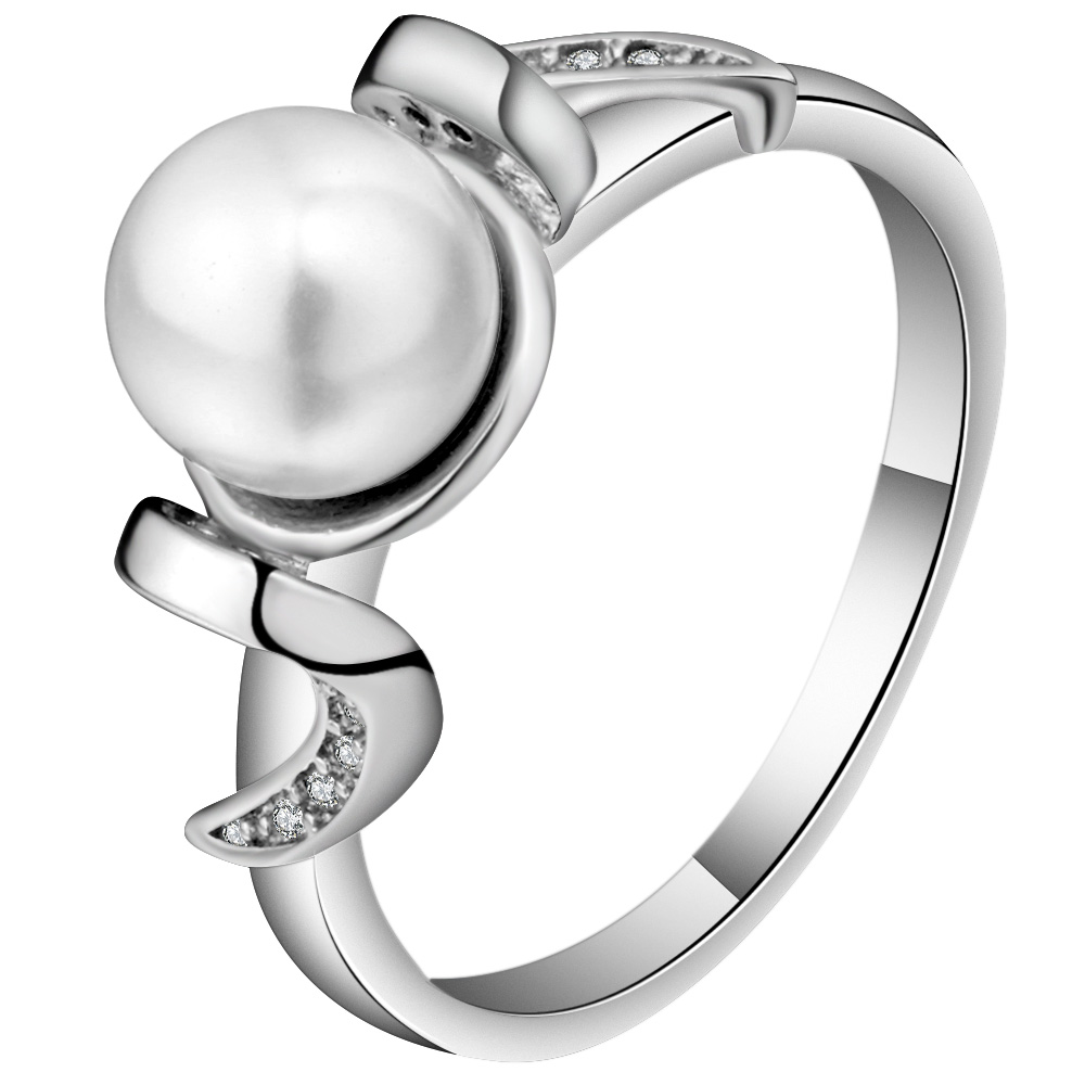 Cheap Wholesale New design pearls for jewelry wedding ring designs for women фото