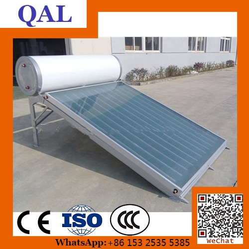 2016 QAL Newly 150L Flat Panel Solar Water Heater