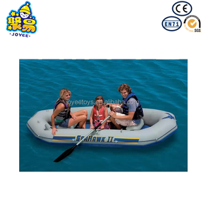 Good quality inflatable pvc folding boat for sale