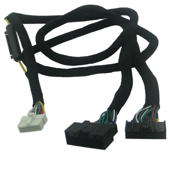 auto wiring harness 24 PIN male to_350x350 auto wiring harness 24 pin male to female wiring harness for ford