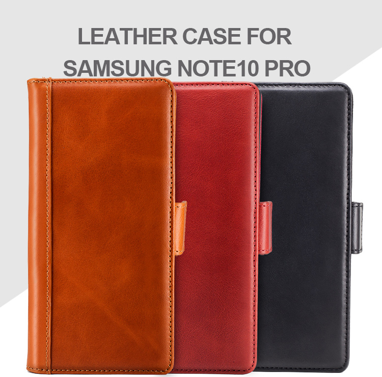 Popular design new arrivals mobile phone accessories protective phone case mobile cover phone case for Samsung Galaxy Note 10Pro
