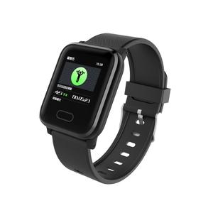 New Arrival Hi16 Smart Bracelet Call Reminder Anti Lost Smart Watch Blood Pressure Smart Watch