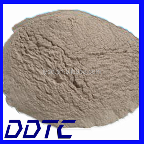 refractory aluminum mortar cement with high refractoriness for metellurgy steel casting