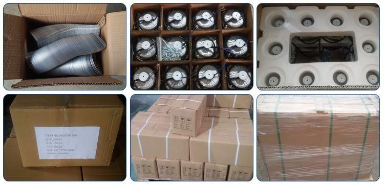 Alibaba china best-selling 10W-300W Totally Enclosed air purifier motor Wholesale
