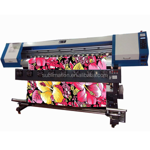 Double head Orginal digital dx5 printhead cheap price eco solvent/sublimation printer