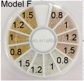 Factory Direct Sales Excellent Quality Steel Nail Balls Round Wheel