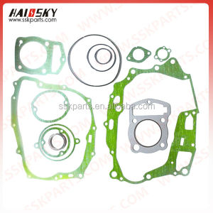 HAISSKY motorcycle parts gasket kit cg 125 ybr 125 ax 100
