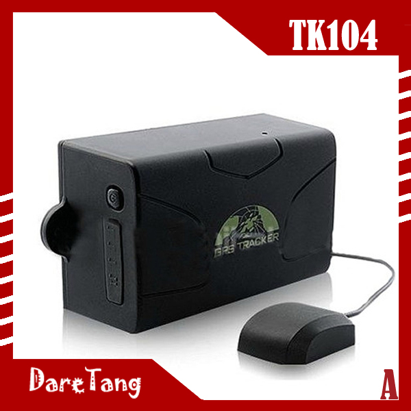 GSM GPRS GPS <strong>TRACKER</strong> id card gps <strong>tracker</strong> TK104 big Battery 60 days standby