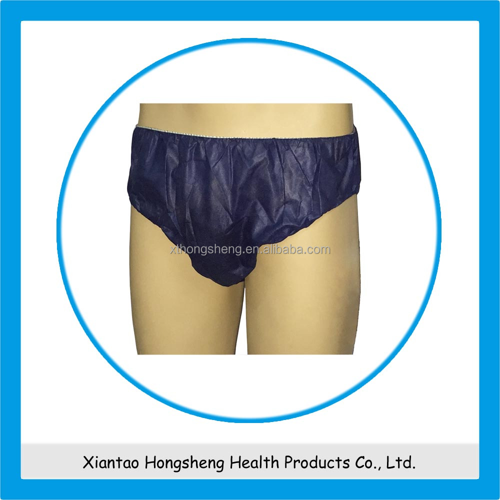 Disposable PP briefs,Disposable Briefs/Underwear