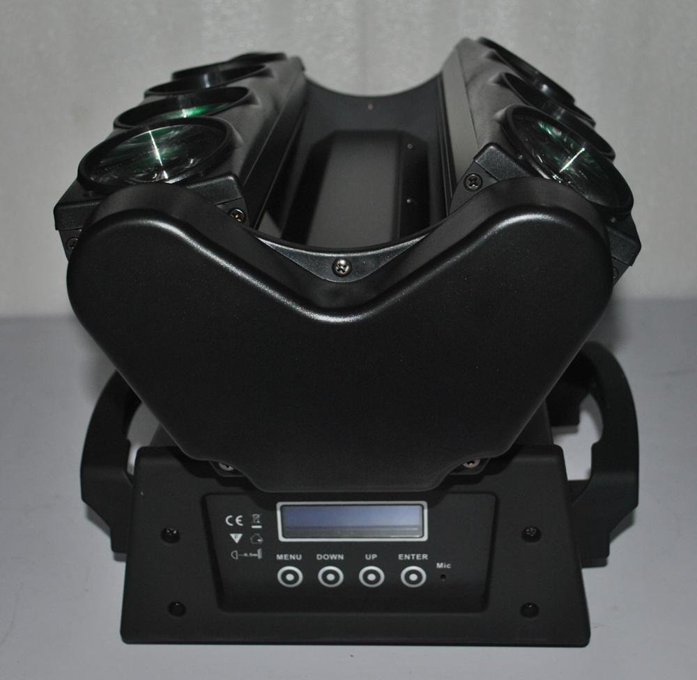 New best price RGBW 4 in1 Beam spider moving head beam light