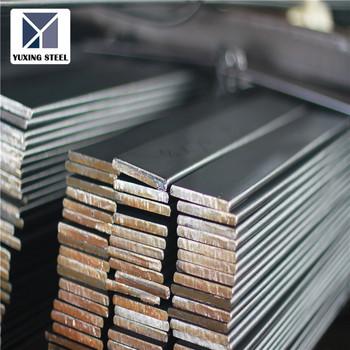 Tianjin Factory Grade Q235b Iron Building Flat Rebar Steel
