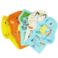 Wholesale korean cosmetics all kind of beauty sin care whitening sleep animal facial mask