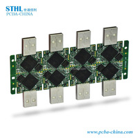 Shenzhen manufacturer professional circuit pcba turnkey PCB assembly