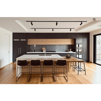 Wooden Kitchen Cabinet Skins - Buy Contemporary Cabinets ...