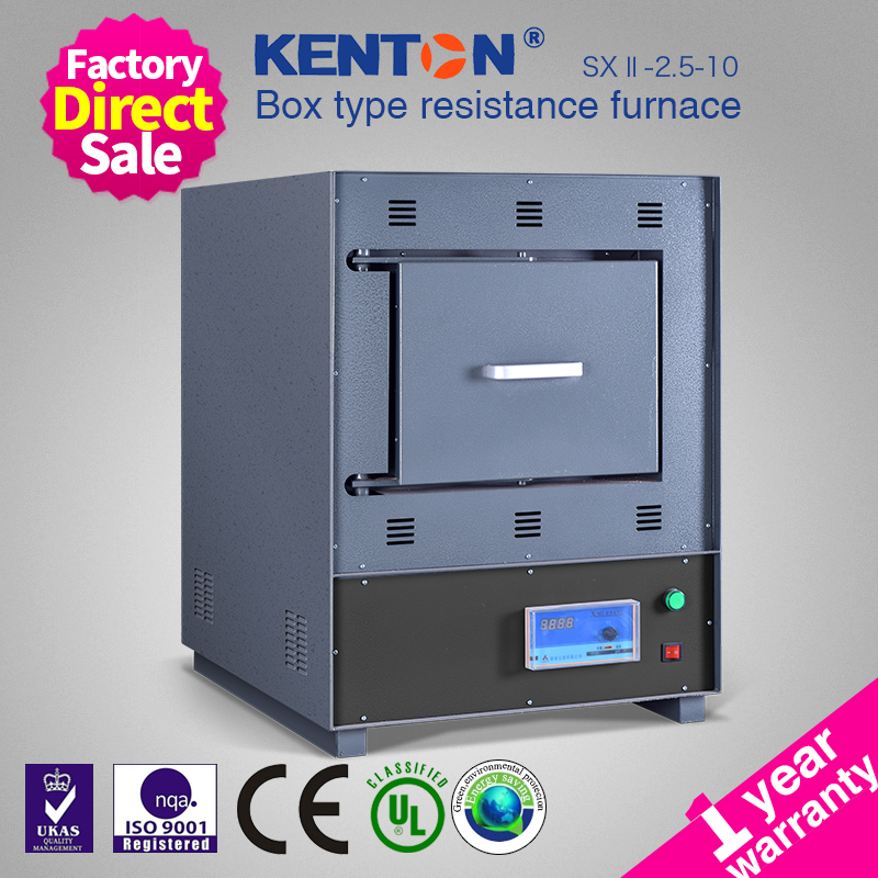 1200 Degree High temperature Heat Treatment Electric Lab Muffle Furnace Price