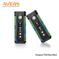 Ave40 VOOPOO TOO 180W Box Mod Magically Alluring appearance vs tesla punk