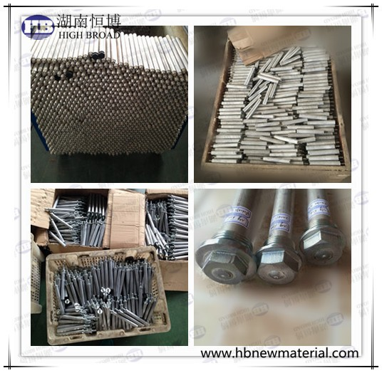 Az63 Az31 Splar Water Heater Magnesium Anode Bar Buy