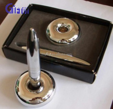 special circle magnetic stand table pens