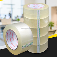 China supplier jumbo roll bopp adhesive tape