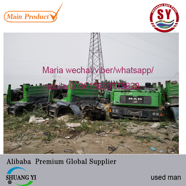 Used Man diesel Engine D2866 Used MAN parts, Used truck parts,Used truck engines half cut