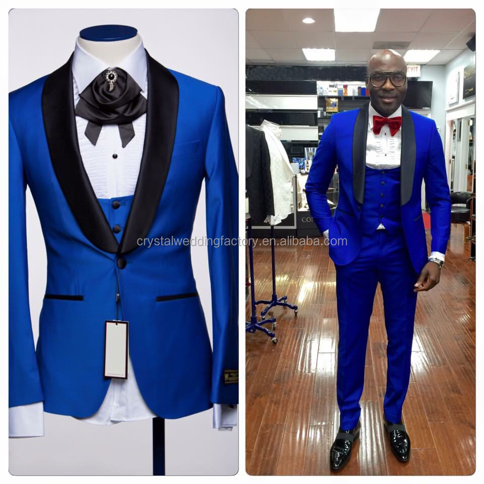 Men Wedding Party Suits Party Dress Lounge & Wedding Tuxedos Royal ...