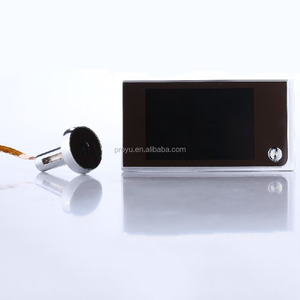 New Arrival 3.5 inch Home security smart eye door viewer 120 lens door viewers