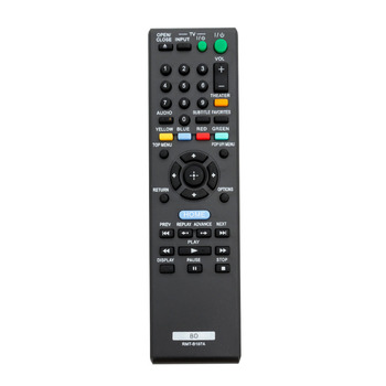 New Remote Control RMT-B107A fits for SONY BLU-RAY DISC PLAYER