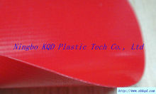 Red uv protection PVC Truck cover/car cover Tarpaulin Fabric