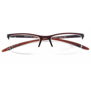bc68035d9e38 Cheap sport style half frame reading glasses bifocal design optics reading  glasses wholesale reading glasses