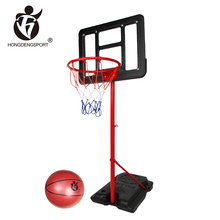 hot product children interesting sport toy portable basketball stand for sale