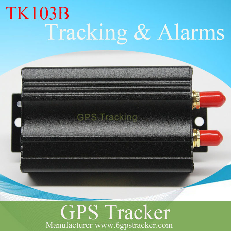 TK103AB gps tracker device with free platform hosted