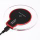 MD-Q7 qi wireless quick charge accept free charger receiver for samsung galaxy