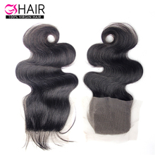 Hot new retail products Lace Closure Peruvian Body Wave from alibaba premium market