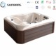 SR808C Easy Install 3 Person hot tub whirlpool outdoor spa