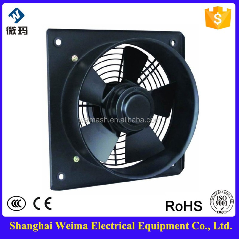 Best Sell 200mm Tube High Temperature Axial Fan