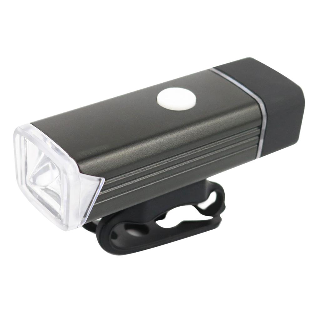 Hợp Kim Nhôm Chống Thấm USB Có Thể Sạc Lại Phía Trước Xe Đạp Ánh Sáng LED