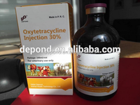 Buy Veterinary Liquid Injections 100ml Oxytetracycline HCL in ...