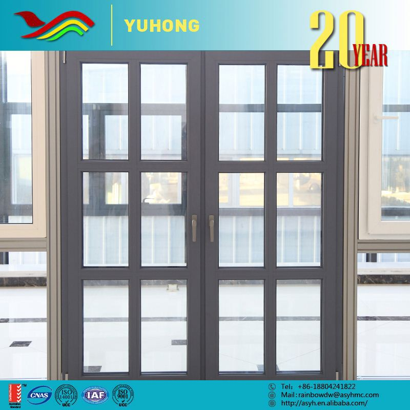 China Manufacturing Good Performance High Precision models iron doors and windows