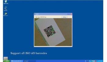 Webcam 2d Qr Barcode Scanner Software - Fun2d Barcode Radar - Buy 2d  Barcode Scanner Qr Code Data Matrix Pdf417 Maxicode Aztec Chinese Sensible  Code